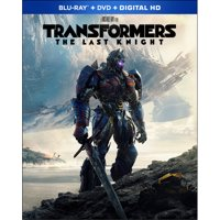 Transformers: The Last Knight (Blu-ray) (Walmart Exclusive) (With INSTAWATCH)