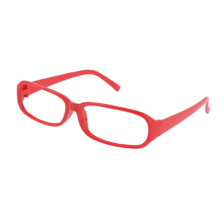 how to fix plastic glasses frame