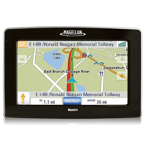 Refurbished Magellan Maestro 4250 Maestro 4250 GPS Vehicle Navigation System