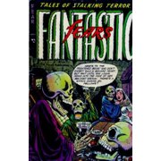 Fantastic Fears Six Issue Jumbo Comic - eBook
