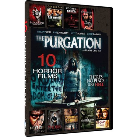 The Purgation: 10 Horror Films for $<!---->