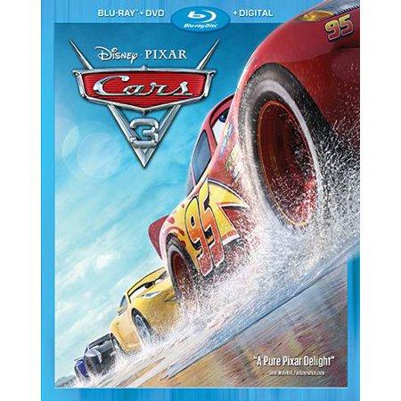 Cars 3  Blu Ray   Dvd   Digital