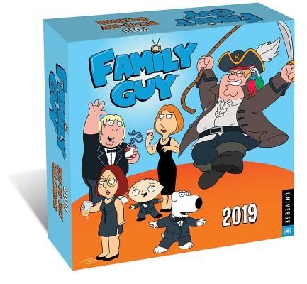 Family Guy 2019 Day-To-Day Calendar (Other)