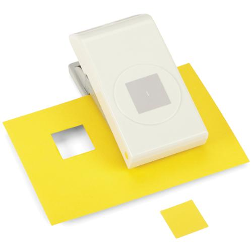 Nesting Paper Punch-Square 1