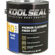 Premium White Elastomeric Roof Coating