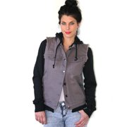Rusty - Rough Cut Wired Juniors Jacket - Medium