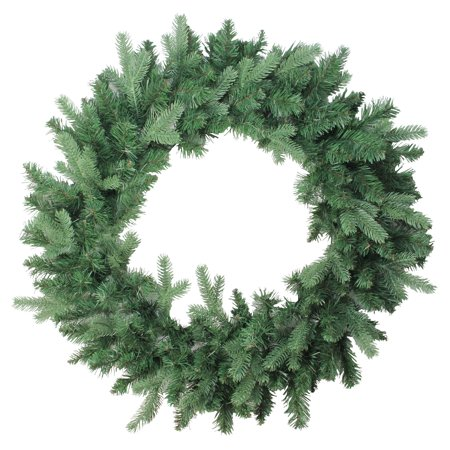 "30"" Coniferous Mixed Pine Artificial X-mas Wreath"