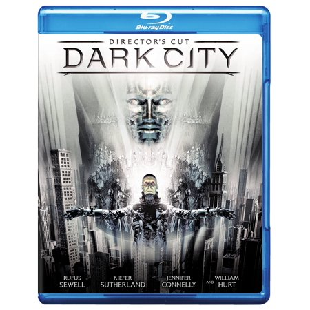 Dark City (Director's Cut) (Blu-ray) - Movie Director Clapboard