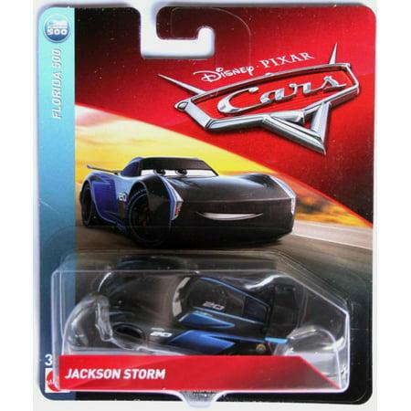 Disney Cars Florida 500 Jackson Storm Diecast Car ()