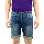 Buffalo by David Bitton Parker-X Jean Shorts - Mens