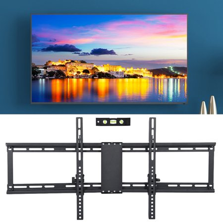 OTVIAP Television Mount, TV Wall Rack,32-85 inches Super Slim Flat Large TV Wall Mount Rack Home TV Stand Television Mount ()