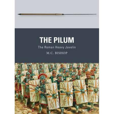 The Pilum  The Roman Heavy Javelin