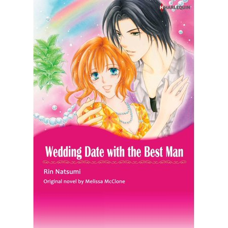 WEDDING DATE WITH THE BEST MAN - eBook