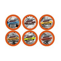 Brooklyn Bean Roastery Flavored Sampler Pack of K-Cup Coffee Pods, 40 Count