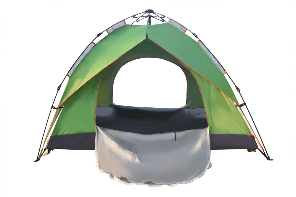 Instant 4 Person PopUp Tent Hydraulic Automatic Sunshade Waterproof Shelter C&  sc 1 st  Walmart : pop up waterproof tent - memphite.com