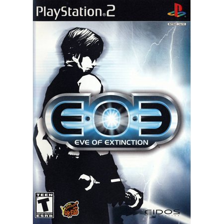 Image of Eve of Extinction PS2