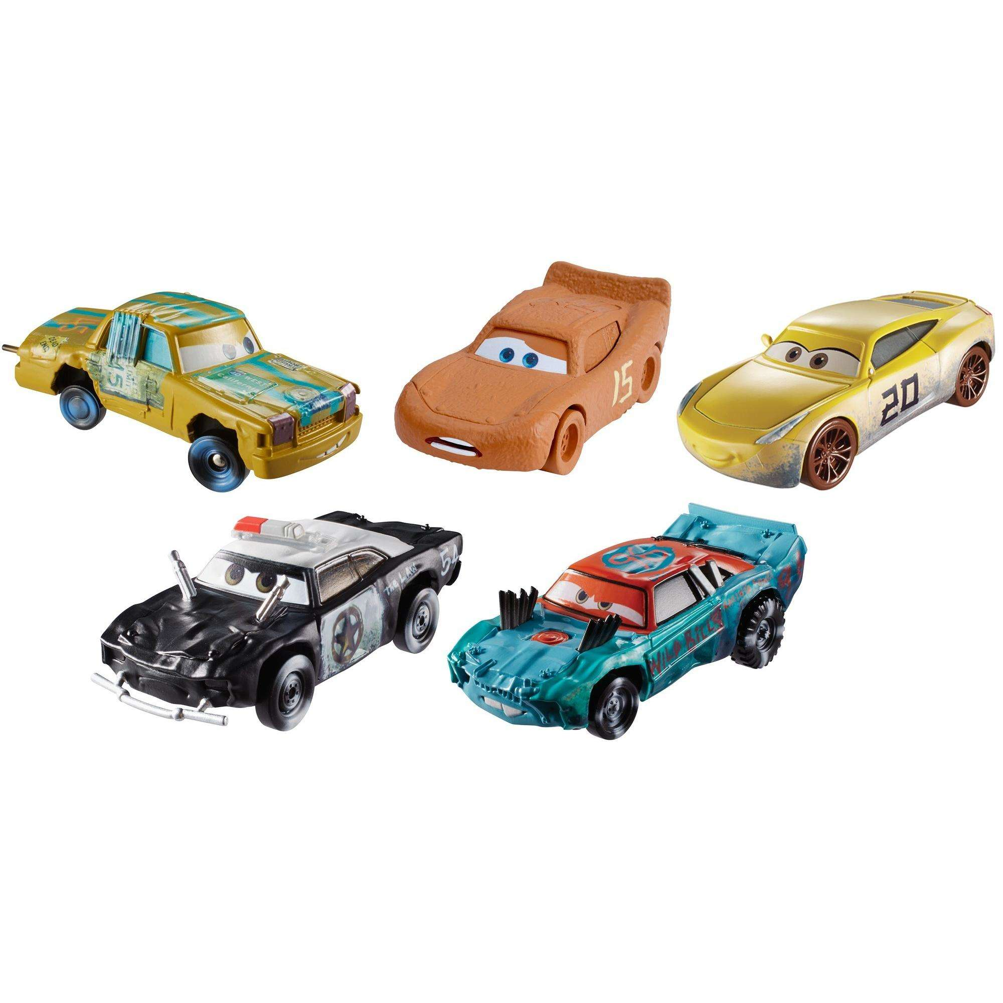 Disney/Pixar Cars 3 Crazy 8 Die-cast Vehicle 5-Pack
