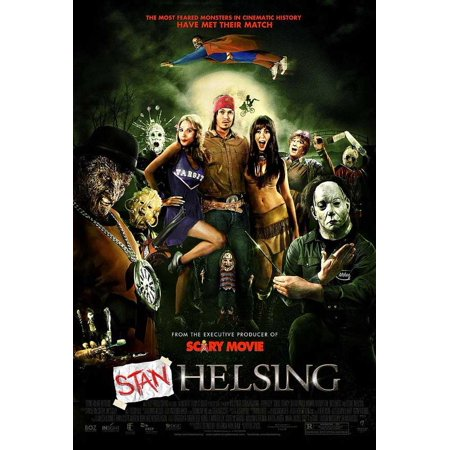 Hellsing Poster - Stan Helsing - movie POSTER (Style A) (11