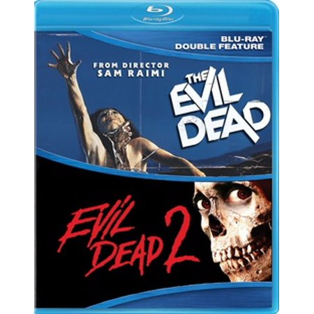 The Evil Dead 1 & 2 Double Feature (Blu-ray)