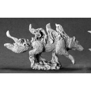 Reaper Miniatures Spirit Wolf #14623 Koborlas Unpainted RPG D&D Mini Figure