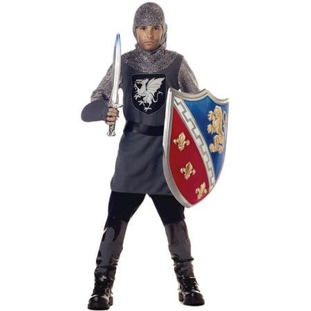 Valiant Knight Child Halloween Costume