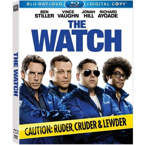 The Watch (Blu-ray   DVD) (With INSTAWATCH) (Widescreen)