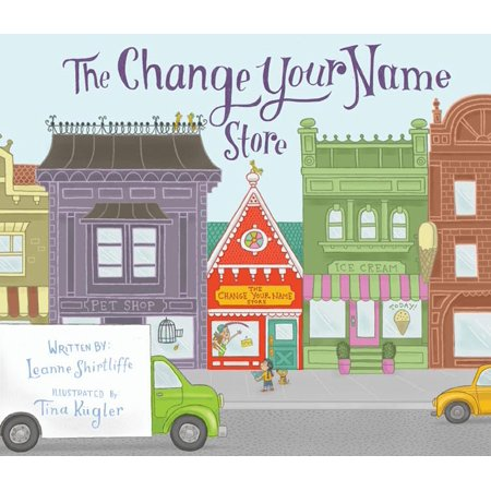 Kid Store Names (The Change Your Name Store)