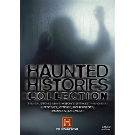 Haunted History: Haunted Histories Collection (Hauntings / Vampire Secrets / Salem Witch Trials / The Haunted History of - Haunted History Halloween