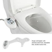 Deals on YLSHRF Bidet Fresh Water Spray Bidet Toilet Seat Attachment