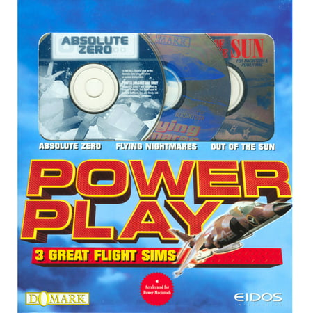 Power Play Flight Sim 3 Pack for Mac