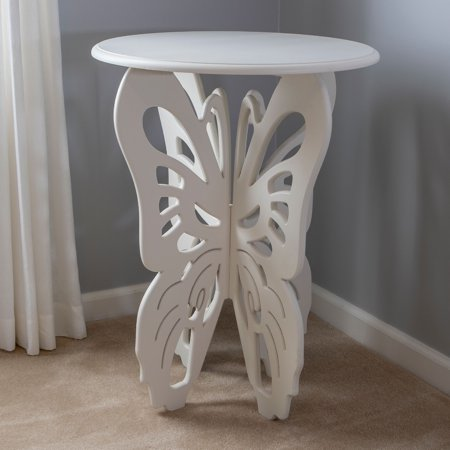 Marley Butterfly Side Table (Pearl Butterfly Table)