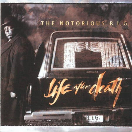 Life After Death (clean) (CD) (The Notorious Big Life After Death Vinyl)