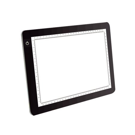 Digital Drawing Tablet Graphic Writing Painting Sketching Light Box Artcraft A4 Copy Pads Table LED Board