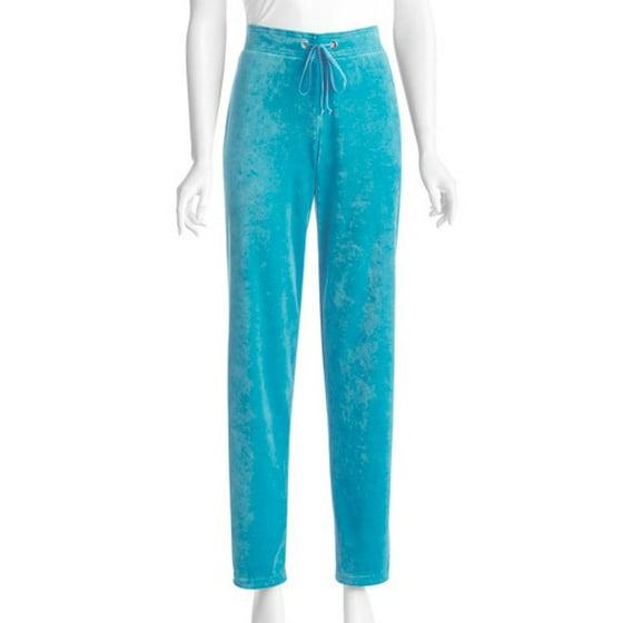 32b6aefa3f Danskin Now - Danskin Now Women's Plus-Size Velour Hoodie and Pants ...