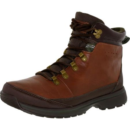 Ugg Men's Ellison Grizzly Ankle-High Leather Boot - 8M