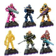 Mega Construx Halo Heroes Series 6 Figure Compete Set Of 6