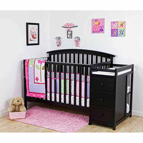 Dream On Me Niko 5-in-1 Convertible Crib Black Box 2 of 2