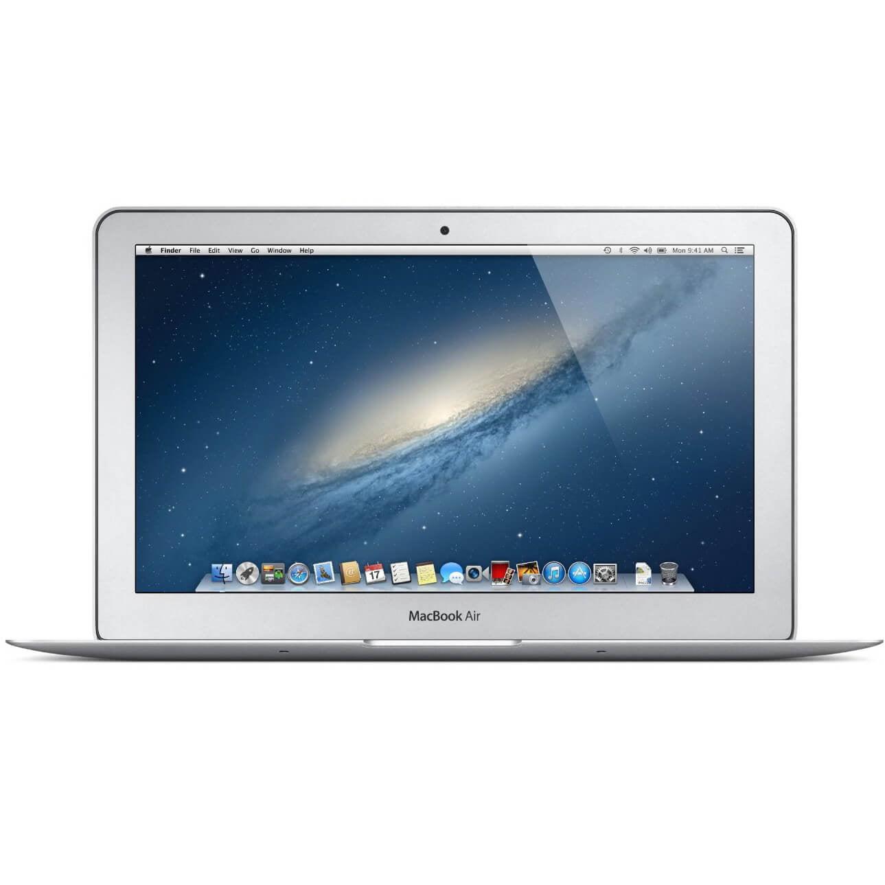 """Refurbished Apple MacBook Air 11.6"""" Laptop Intel Core i5-2467M 1.6GHz 2GB 64GB SSD MC968LL/A"""