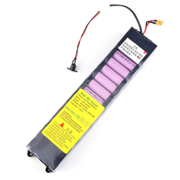 36V 7800mAh Lithium Battery Rechargeable Replacement ...