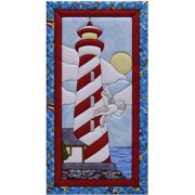 Quilt Magic 10-Inch by 19-Inch Lighthouse Kit
