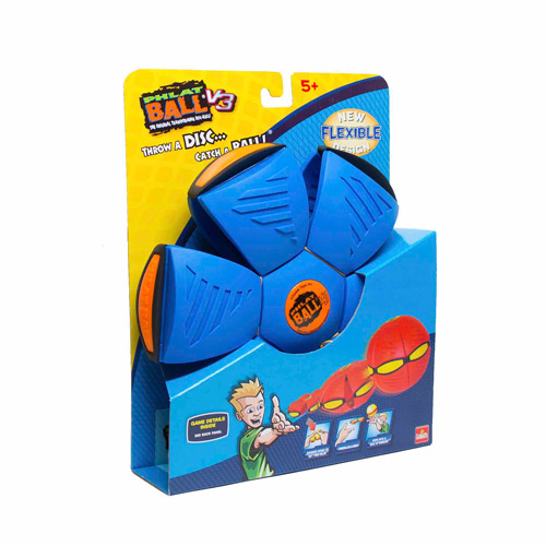 Phlat Ball V3, Blue/Orange