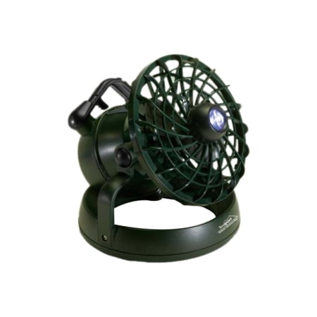 Tex Sport Fan/Light Deluxe Combo - Halloween Sports Fan