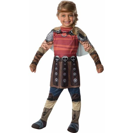 How to Train Your Dragon 2 Astrid Girls' Child Halloween Costume