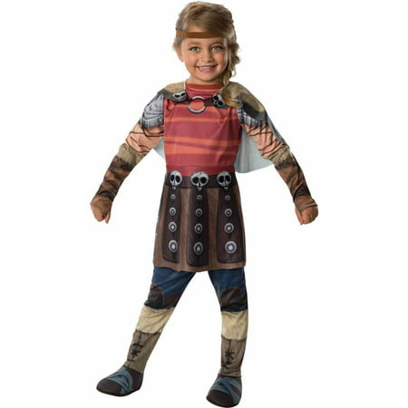 How to Train Your Dragon 2 Astrid Girls' Child Halloween Costume](Halloween Your Name)