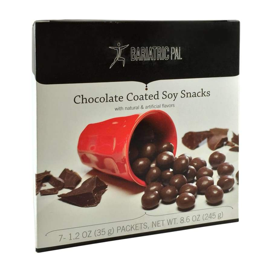 BariatricPal Coated Protein Puffs Snack - Chocolate