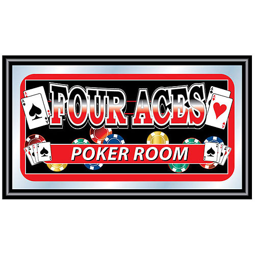 Four Aces Mirror, Poker Room