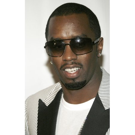 Sean Diddy Combs At Arrivals For Sean John Underwear And Loungewear Launch Party Bellagio Hotel Las Vegas Nv August 27 2007 Photo By James AtoaEverett Collection Photo Print