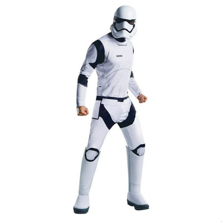 Star Wars Mens Stormtrooper Halloween Costume (Stormtrooper Costume Boys)