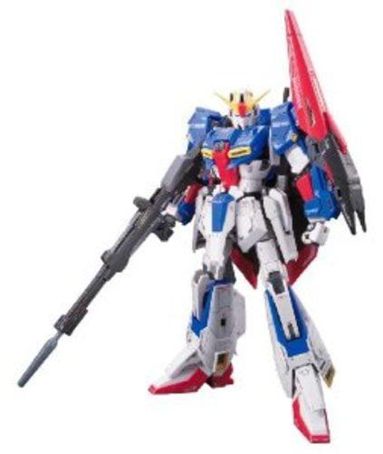 Bandai Hobby #10 Zeta Gundam Scale 1 144 Real Grade Figure by Bandai Hobby