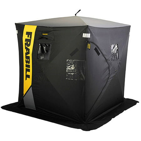 frabill frontier ice shelter